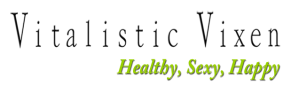 Vitalistic vixen logo