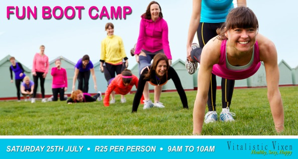 Fun Saturday bootcamp