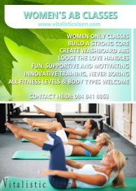 Womens Abs A6 flyer